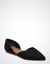 Flattered Julie Black Suede
