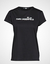 Karl Lagerfeld Ikonik & Logo T-Shirt