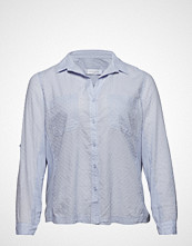 Violeta by Mango Swiss Tulle Shirt
