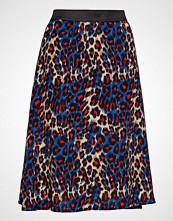 Saint Tropez Woven Skirt On Knee