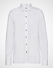 Mango Contrasted Buttons Shirt