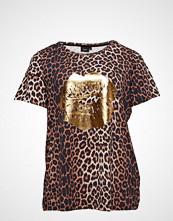 Zizzi Mstacy, S/S, T-Shirt