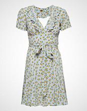 by Ti Mo Openback Wrap Dress