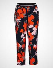 Coster Copenhagen Pants In Forest Print W. Tape - Sil