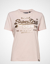 Superdry Premium Goods Puff Foil Infill Entry Tee