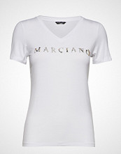 Marciano by GUESS Embellishment Logo Tee