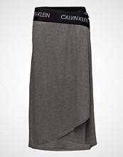 Calvin Klein Performance Midi Wrap Skirt