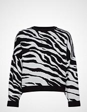Gina Tricot Sussie Knitted Sweater Strikket Genser Svart GINA TRICOT