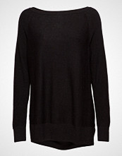 GAP Brooklyn Boatneck Strikket Genser Svart GAP