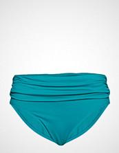 Lauren Ralph Lauren Swimwear Bcs Wide Shirred Banded Hipster Black, 4