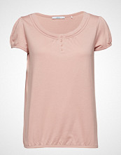 Edc by Esprit T-Shirts T-shirts & Tops Short-sleeved Rød EDC BY ESPRIT