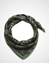 DAY et Day Silk Art Deco Scarf Mini