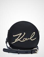 Karl Lagerfeld bags Signature Round Crossbody