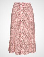 Calvin Klein Drapey Midi Skirt