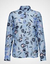 Gant O2. Floral Cotton Silk Shirt