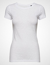 Marc O'Polo T-Shirt Short Sleeve T-shirts & Tops Short-sleeved Hvit MARC O'POLO