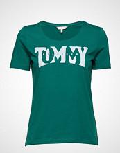Tommy Hilfiger Tyara Scoop-Nk Ss