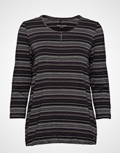 Gerry Weber Edition T-Shirt 3/4-Sleeve R T-shirts & Tops Long-sleeved Grå GERRY WEBER EDITION