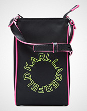 Karl Lagerfeld bags Neon Super Mini Crossbody