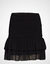 Only Onlziva Solid Mini Skirt Wvn