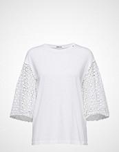 Replay Tshirt T-shirts & Tops Long-sleeved Hvit REPLAY