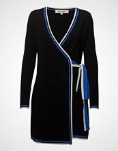 Diane von Furstenberg L/S Wrap Sweater Drs
