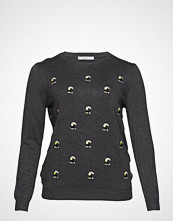 Violeta by Mango Toucan Embroidered Sweater
