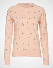 Scotch & Soda Allover Printed Pull Strikket Genser Rosa SCOTCH & SODA
