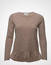 Davida Cashmere Sweater Flounce