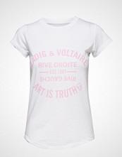 Zadig & Voltaire Skinny Blason Dragee T-Shirt Coton/ Modal