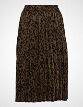 Minus Ava Leo Plisse Skirt