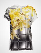 Gerry Weber T-Shirt Short-Sleeve T-shirts & Tops Short-sleeved Gul GERRY WEBER