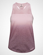 Craft Core Fuseknit Singlet T-shirts & Tops Sleeveless Rosa Craft