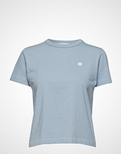 Hope First Tee T-shirts & Tops Short-sleeved Blå HOPE