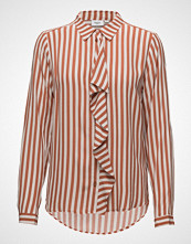 Saint Tropez Two Tone Stripe P Shirt