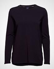 Max Mara Leisure Lawia T-shirts & Tops Long-sleeved Blå MAX MARA LEISURE