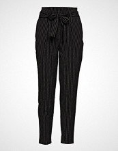 Only Onlmicol Paperbag  Pinstripe Pants Tlr