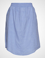 Moshi Moshi Mind Boxer Skirt Chambray