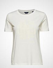 Gant O1. Monogram Ss T-Shirt