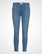 2nd One Nicole 601 Crop Skinny Jeans Blå 2ND