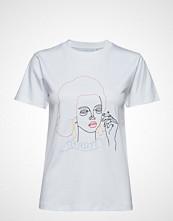 Cathrine Hammel Embroidered Maja Tee-Shirt