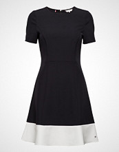 Tommy Hilfiger Angela C-Nk Clrblock Dress Ss