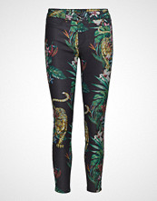 Desigual Pant Wen Slim Jeans Svart DESIGUAL