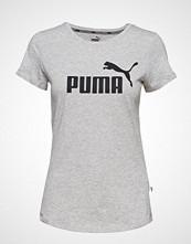 Puma Ess Logo Tee T-shirts & Tops Short-sleeved PUMA