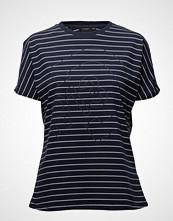 Didriksons Alva Wns T-Shirt T-shirts & Tops Short-sleeved Blå DIDRIKSONS