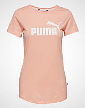 Puma Ess+ Logo Heather Tee