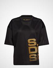 Superdry Sport Bolt Sport Tee T-shirts & Tops Short-sleeved Svart SUPERDRY SPORT