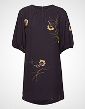 French Connection Mahi Crepe Ls Tunic Dress