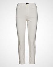 Gant O2. Slim Cropped Hw Ecru Jeans