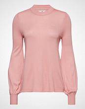 Lexington Clothing Sadie Cotton Bamboo Sweater Strikket Genser Rosa LEXINGTON CLOTHING